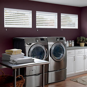 Graber� Window Treatments | Laundry/Mud Rooms