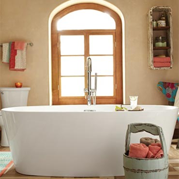 American Standard Plumbing Fixtures | Bathrooms
