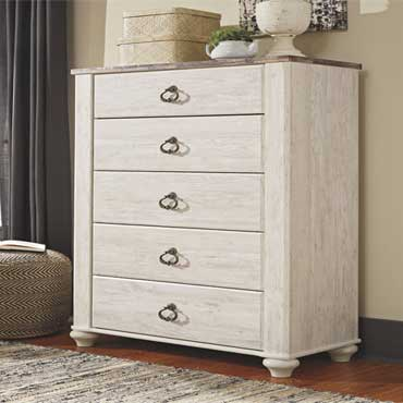 Ashley Furniture Bedroom Chests