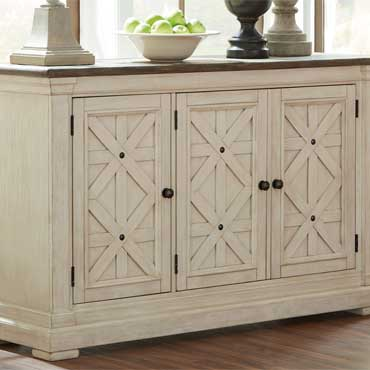 Ashley Furniture Buffets/Credenzas