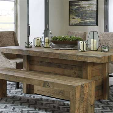 Ashley Furniture Dining Tables