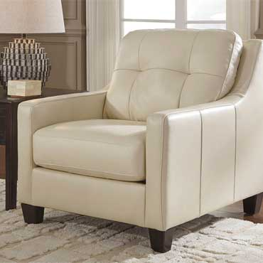 Ashley Furniture Leather Chairs