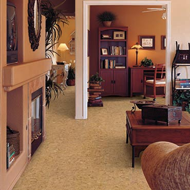 Natural CORK� Flooring | Home Office/Study