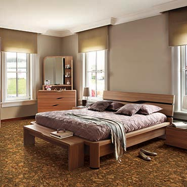 Natural CORK® Flooring | Bedrooms
