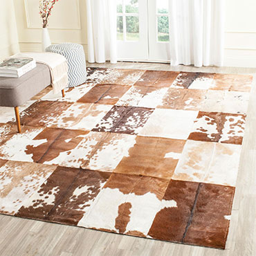 Safavieh Leather Rugs