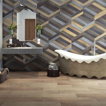 Interceramic Tile - Artisan Wood