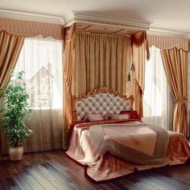 Window Treatment - Charlie's Custom Colors & Flooring, Picayune
