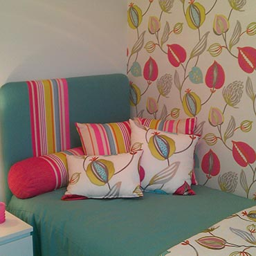 Fabrics/Bedding - Ashley Interiors
