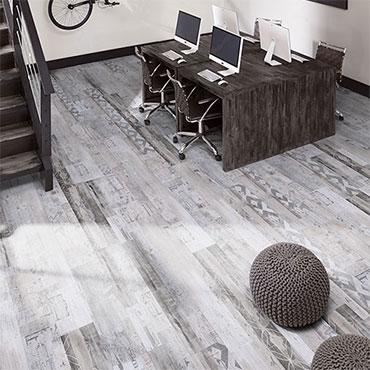 Media Rooms | Milliken Luxury Vinyl Tile