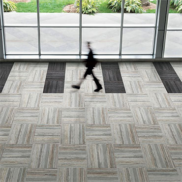 Institutional/Public | Milliken Luxury Vinyl Tile