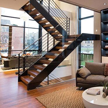 Staircases | Teragren Bamboo Flooring