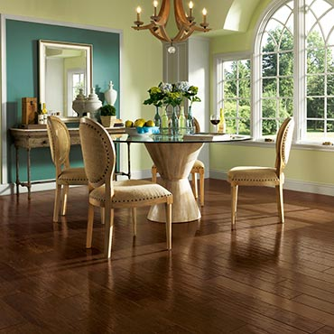 Dining Rooms | Armstrong Hardwood Flooring