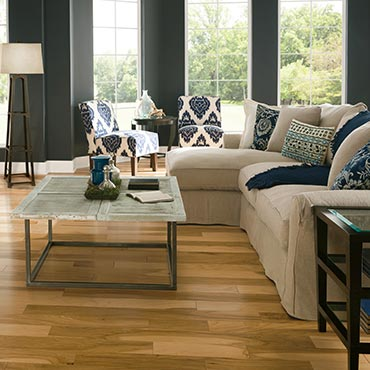 Family Room/Dens | Armstrong Hardwood Flooring
