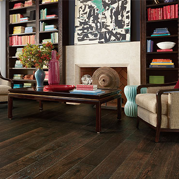 Family Room/Dens | Bella Cera Hardwood Floors
