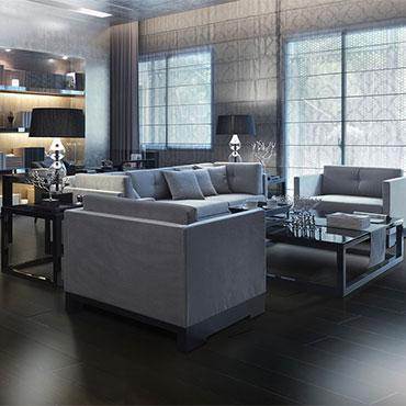 Living Rooms | Artisan Hardwood Floors