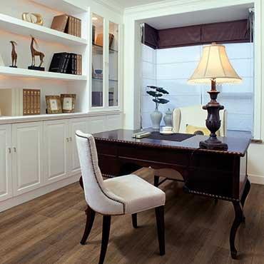Home Office/Study | COREtec Plus Luxury Vinyl Tile