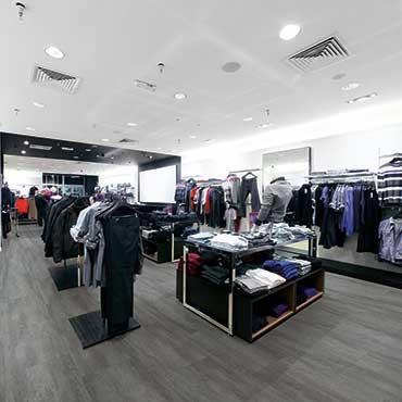 Retail/Shopping | COREtec Plus Luxury Vinyl Tile