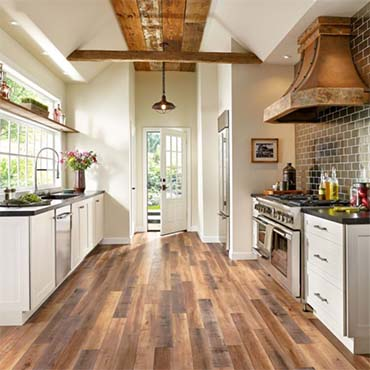 Kitchens   Armstrong Laminate Flooring