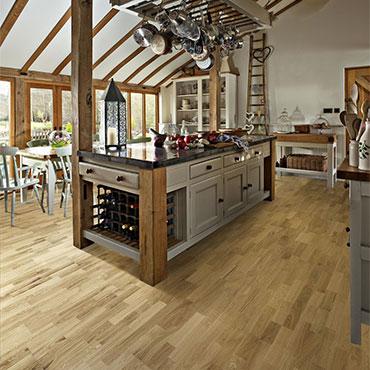 Kitchens | Kährs Hardwood Flooring
