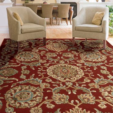 Living Rooms | Nourison Area Rugs