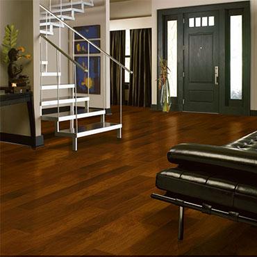 Living Rooms | Bruce Hardwood Flooring