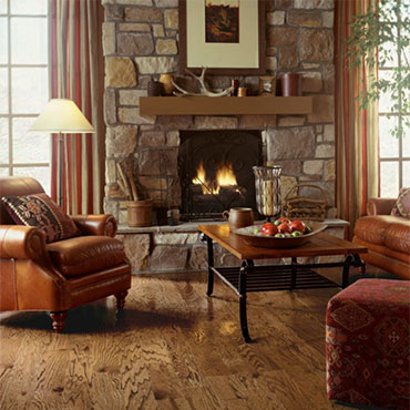 Living Rooms | Bruce Hardwood Flooring
