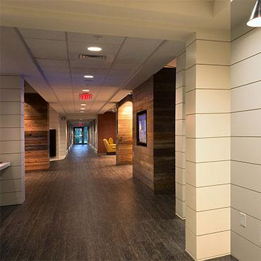 Lobbies | Nydree Flooring