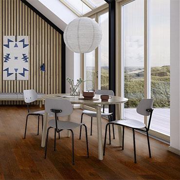 Living Rooms | Boen Hardwood Flooring