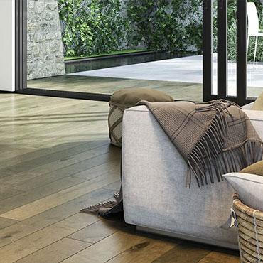 Living Rooms | Preverco Hardwood Floors