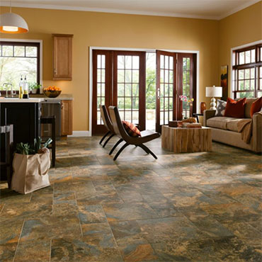Armstrong Engineered Tile | Family Room/Dens - 5848
