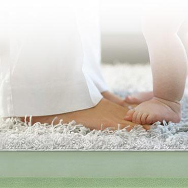 Healthier Choice Carpet Cushion® -