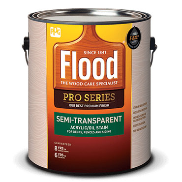 Flood Paint Products -