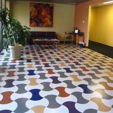Azrock Solid Vinyl Tile - Jacksonville FL