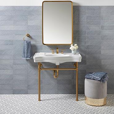 Jeffrey Court Tile | Bathrooms - 6321
