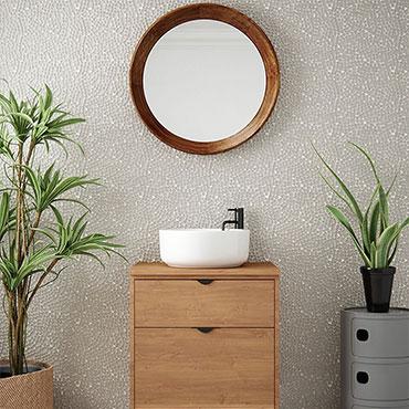 Jeffrey Court Tile | Bathrooms - 6323