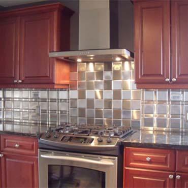 AJI Stainless Steel Tile -