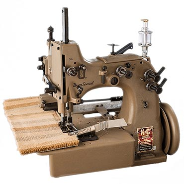 N-C Carpet Binding & Equipment -