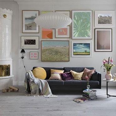 BerryAlloc Laminate Flooring   Family Room/Dens - 6461