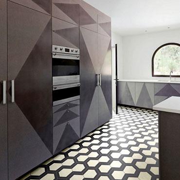 Bisazza Tiles | Kitchens - 7030