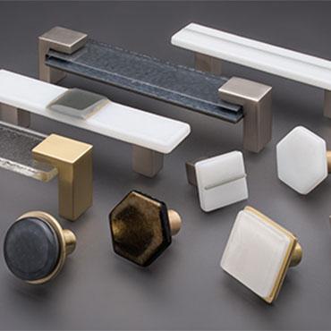 Sietto Glass Hardware -