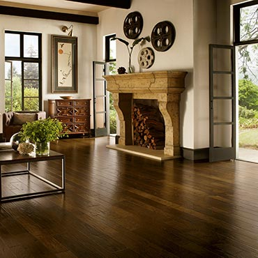 Armstrong Hardwood Flooring | Living Rooms - 3558