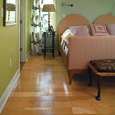 Armstrong Hardwood Flooring | Bedrooms - 3582