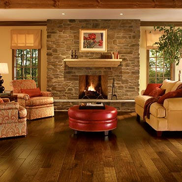 Armstrong Hardwood Flooring | Living Rooms - 3610