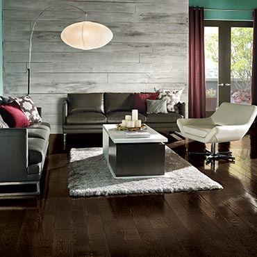 Armstrong Hardwood Flooring | Living Rooms