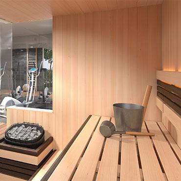 Helo Saunas -