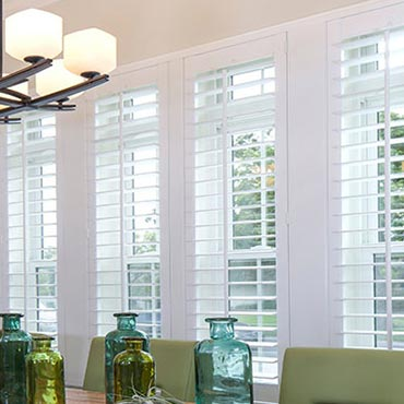 Normandy Shutters -