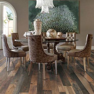 Bella Cera Hardwood Floors   Dining Areas