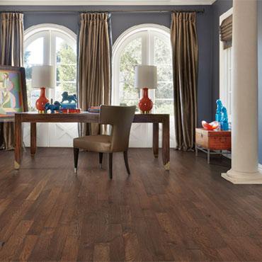 Bella Cera Hardwood Floors   Home Office/Study - 6429