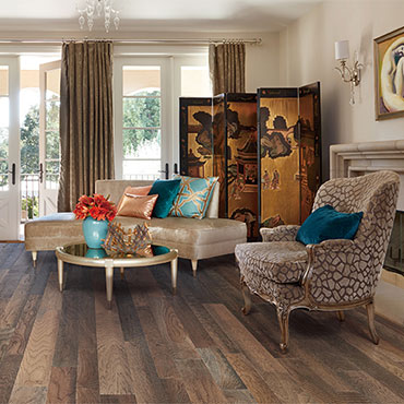 Bella Cera Hardwood Floors   Living Rooms - 6431