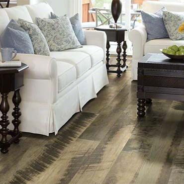 Shaw Laminate Flooring | Family Room/Dens